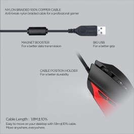 FANTECH GP11 SHOOTER GAMING...
